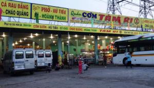 bảng hiệu tiệm cơm