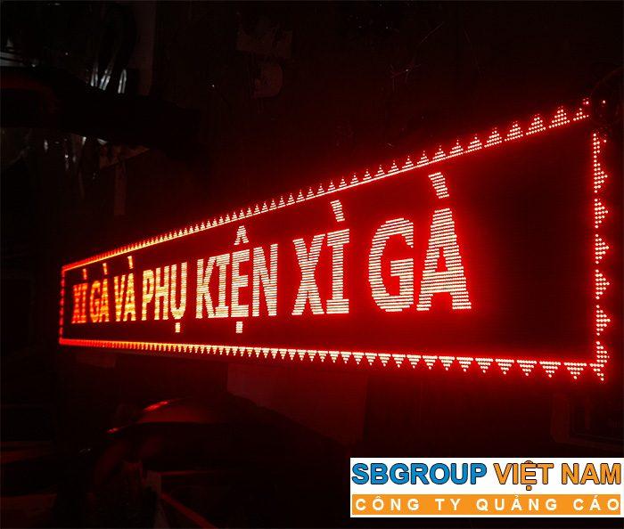 bảng hiệu hộp đèn led