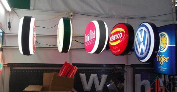 mẫu hộp đèn quảng cáo